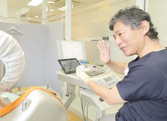 南茨木プラザ歯科の虫歯治療